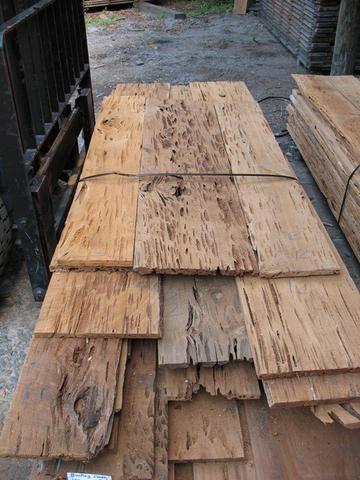 Pecky sinker cypress