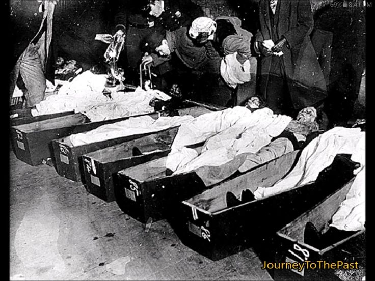 Victims of the Titanic