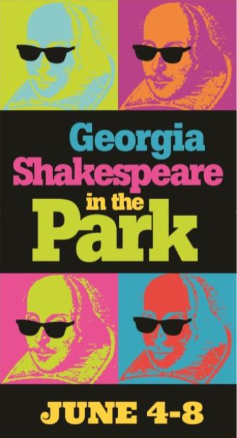 Art in the Park: GA Shakespeare And the ASO return to Piedmont Park. Atlanta INtown Paper