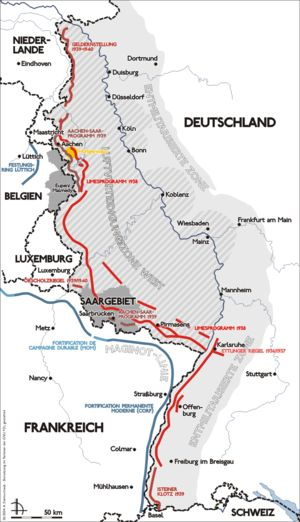 Siegfried Line                                                                                                                                                                                 More