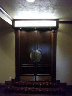 Home Theater Bar Counter Home Theater Entrance With Marquee And