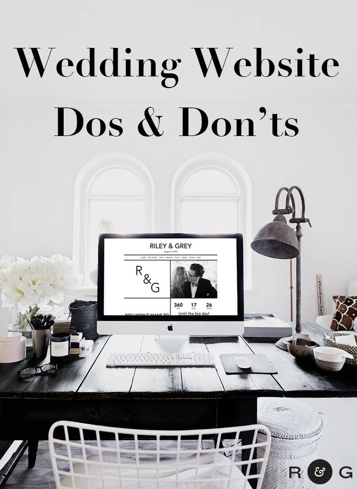 Wedding website domain name tips you'd never think of & more.. https://www.rileygrey.com/ (wedding planning, wedding website examples, wedding website designs, DIY wedding, How-to) https://www.rileygrey.com/