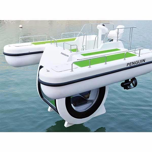 Yarı denizaltı tekne/4 kişiler için Özel lüks yat-Diğer tekneler-ürün Kimliği:50030561567-turkish.alibaba.com
