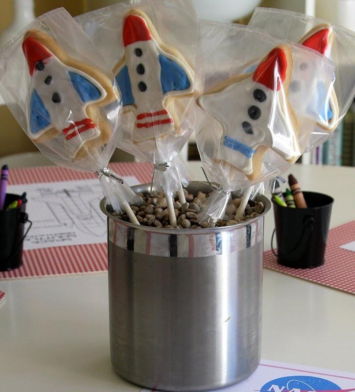 Astronaut Party - So many great ideas! | kids birthday ...