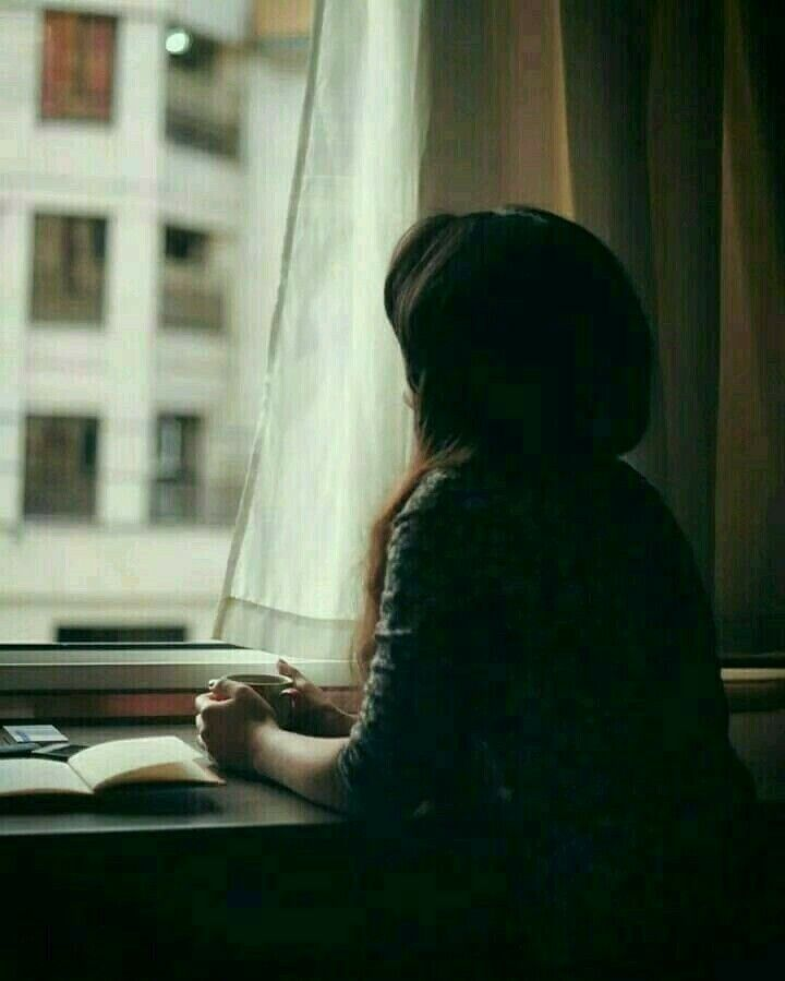 Alone Girl Sad Alone Cute Girl Pic Crying Eyes Girlz T-9891