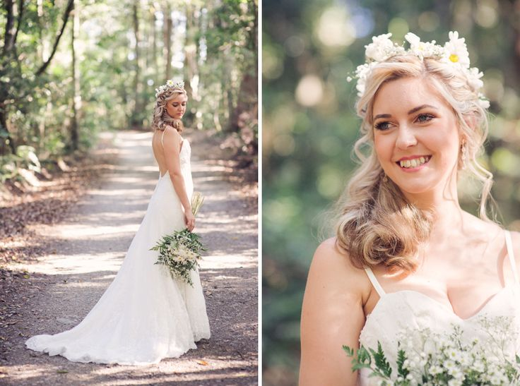 Amelia and Dylan's Mt Glorious Wedding