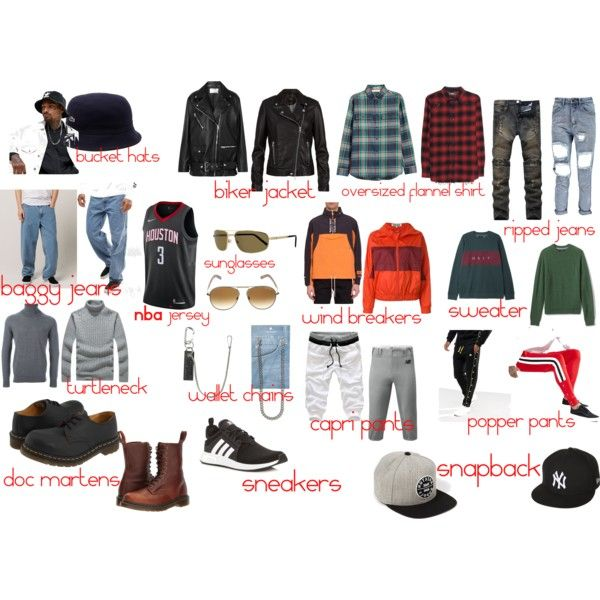 A menswear look from February 2018 by feliciamia featuring Levi's, AMI, Lands' End, NIKE, ASOS, Hype, New Balance, adidas, Montblanc, Neil Barrett, Lacoste, New...