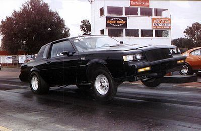 "1987 Grand National, The fastest production car made in ""87""!"