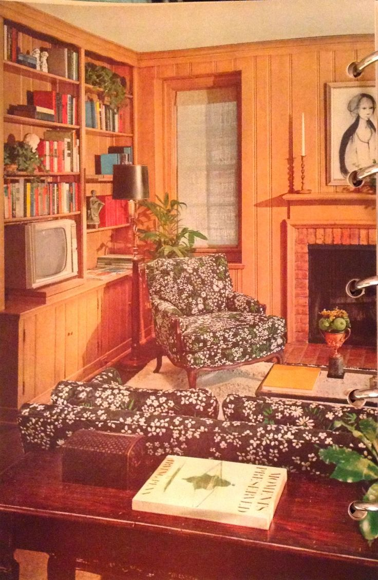 267 best images about 1960s living room on pinterest the for Interior design 1960s living room