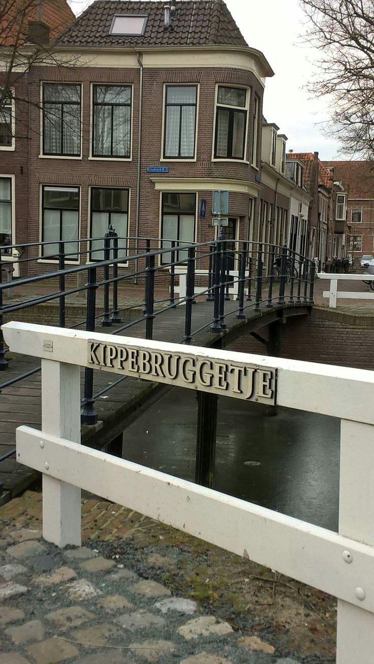 Het kippebruggetje, Nieuwland, Hoorn