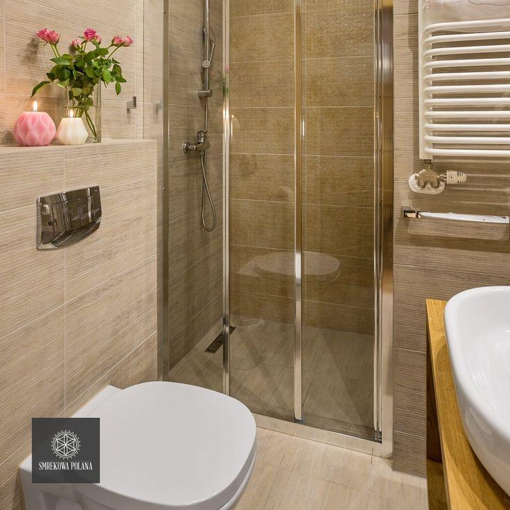 Apartament Sasanka - zapraszamy! #poland #polska #malopolska #zakopane #resort #apartamenty #apartamentos #noclegi #bathroom #łazienka