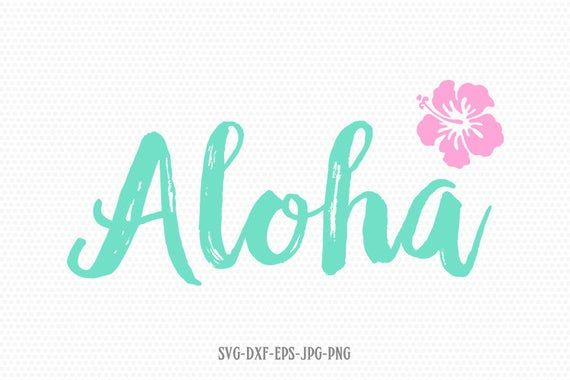 Aloha Summer Svg Summer Svg Beach Svg Vacation Svg Summer Pineapple Svg For Cricut Silhouette Cameo Files Svg Jpg Png Dxf In 2020 Aloha Summer Monogram Letters Aloha