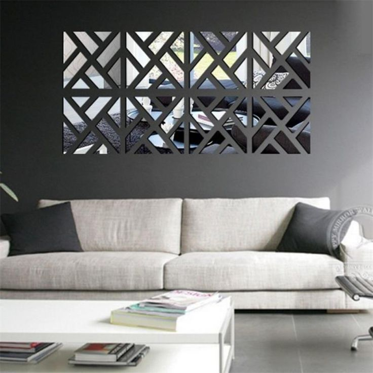 15 best MIRROR WALL images on Pinterest Mirror walls Diy mirror
