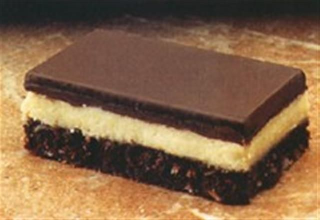 the original Nanaimo Bar recipe - a British Columbia and Pacific Northwest classic