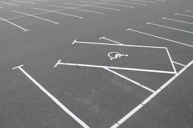 Robert Rickhoff - Parking place. from the 'Out of Place' series