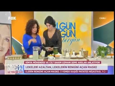 Şems Arslan Nilgün Belgün Fox Tv Programı 21.10.2014