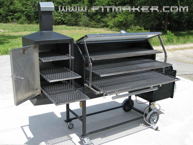 Pitmaker BBQ Smokers ... )