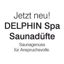 Die Mischung macht's: Jetzt das ganz neue #Sauna-Duftkonzept von #Delphin Spa entdecken!