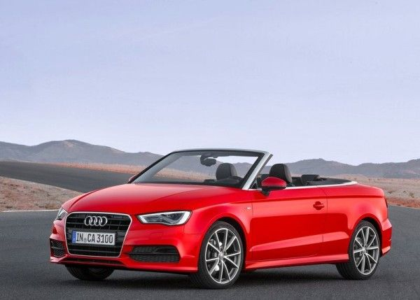 2014 Audi A3 Cabriolet Reds Wallpapers 600x429 2014 Audi A3 Cabriolet