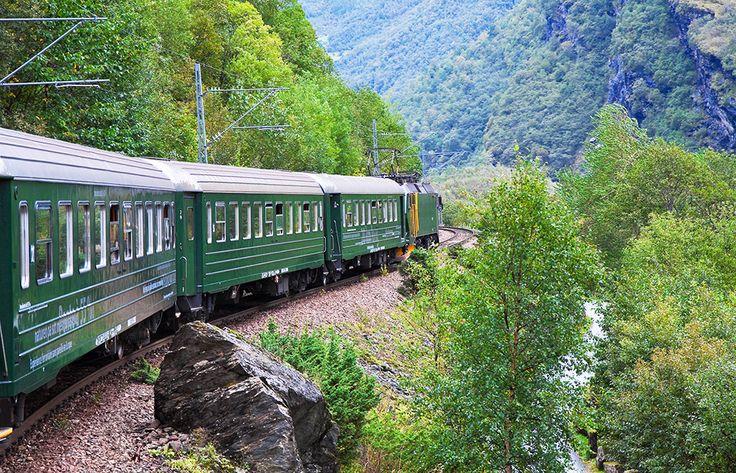 Bergen lijn   De 10 mooiste treinreizen op de wereld
