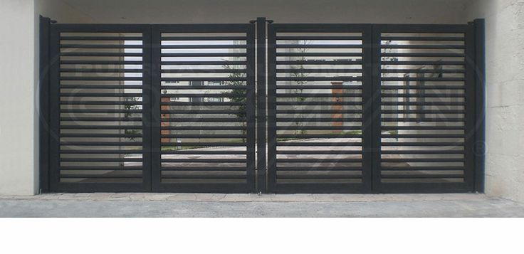 Puertas Automáticas Grossmann :: Puertas Automáticas Ascendentes