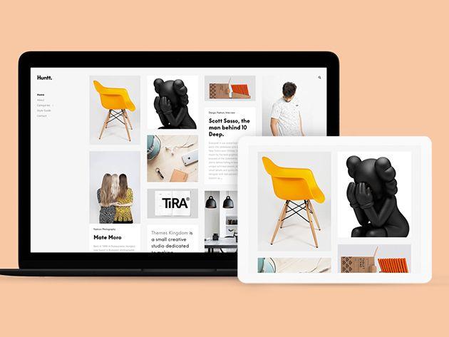 85%off 'Themes Kingdom' WordPress Themes: Lifetime Subscription