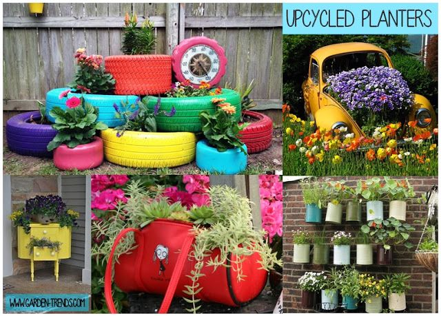 17 Best Images About Upcycling Planter Box Ideas
