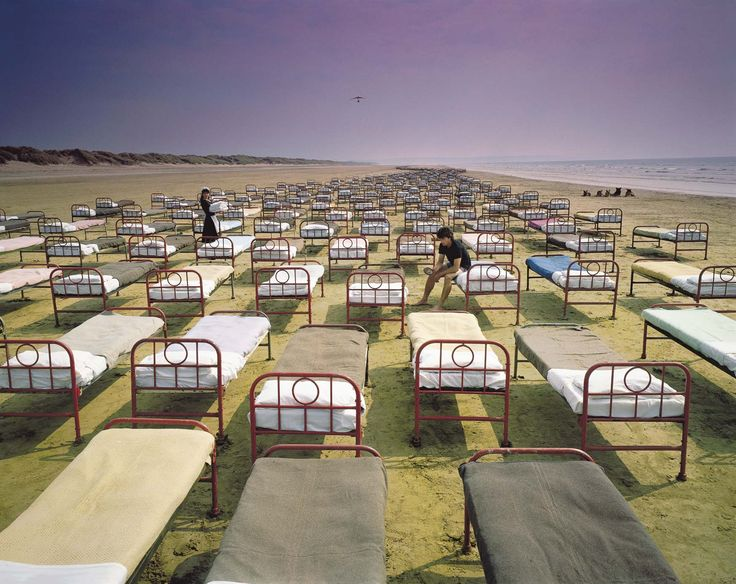 Pink Floyd - A Momentary Lapse of Reason by Storm Thorgerson | Hypergallery Album Art Prints