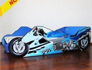 """Pat pentru copii """"Motocicleta"""" -"""