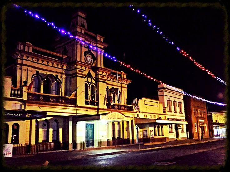 Town Hall Glen Innes NSW