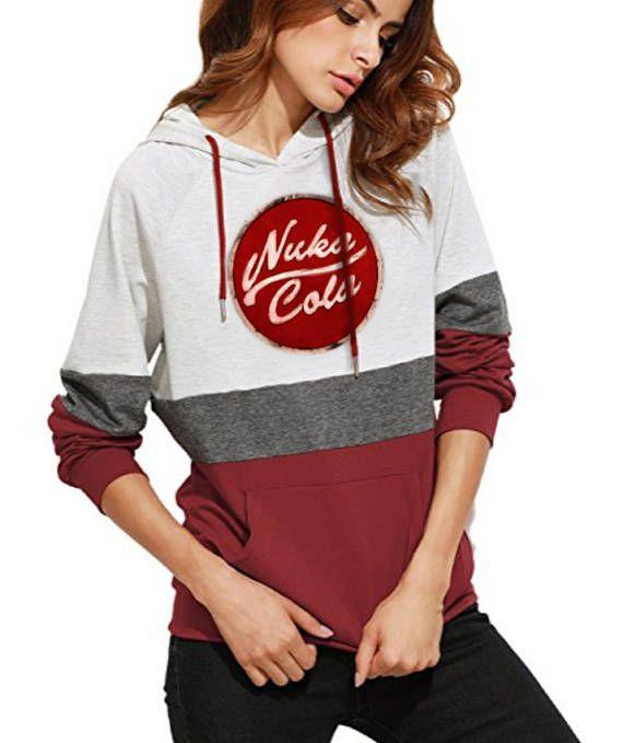 Nuka Cola hoodie Fallout RUNS SMALL Bethesda