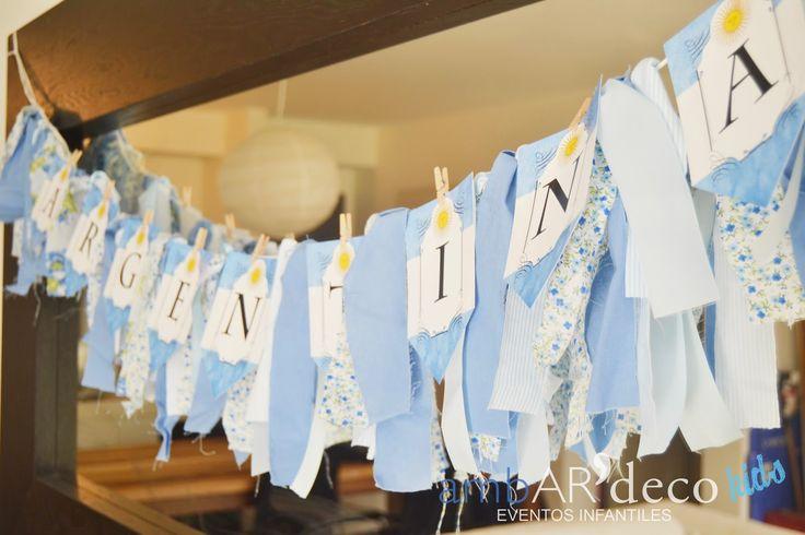 M s de 25 ideas fant sticas sobre adornos patrios en for Decoracion 9 de julio pinterest