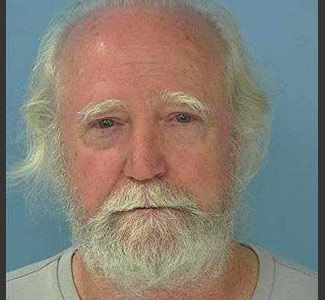 Booking photo of Scott Wilson (© Fayette County Sheriff's Office)