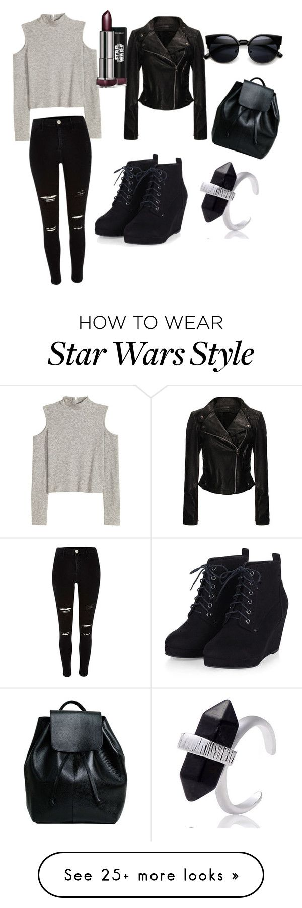 """""""Chic."""" by uchral on Polyvore featuring River Island, women's clothing, women's fashion, women, female, woman, misses and juniors"""