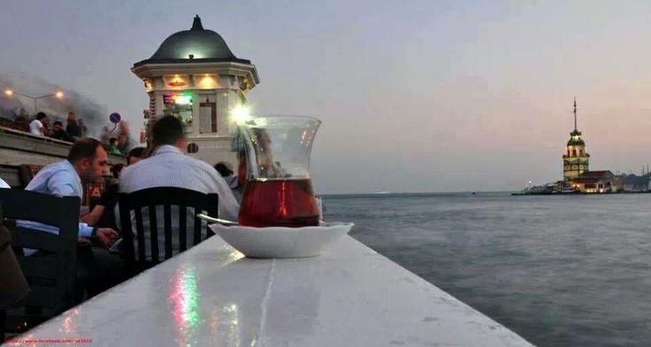Turkish tea...