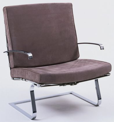 Ludwig Mies Van Der Rohe. Tugendhat Chair. 1929 30