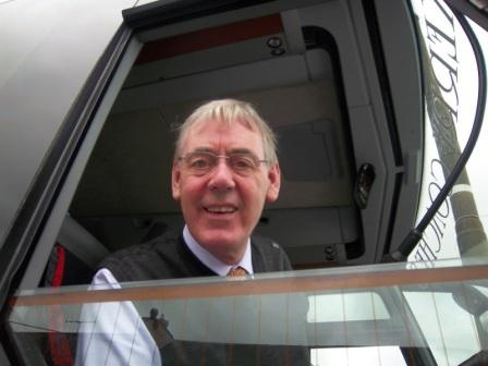 Meet Peter Clarke - Your Bus Driver
