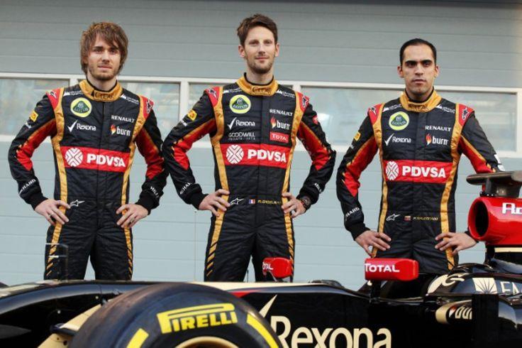 Piloto francs acerta de ltima hora para ser o terceiro membro da Lotus na temporada 2014 da F-1.