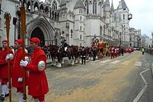 Lord Mayor of London - Wikipedia, the free encyclopedia