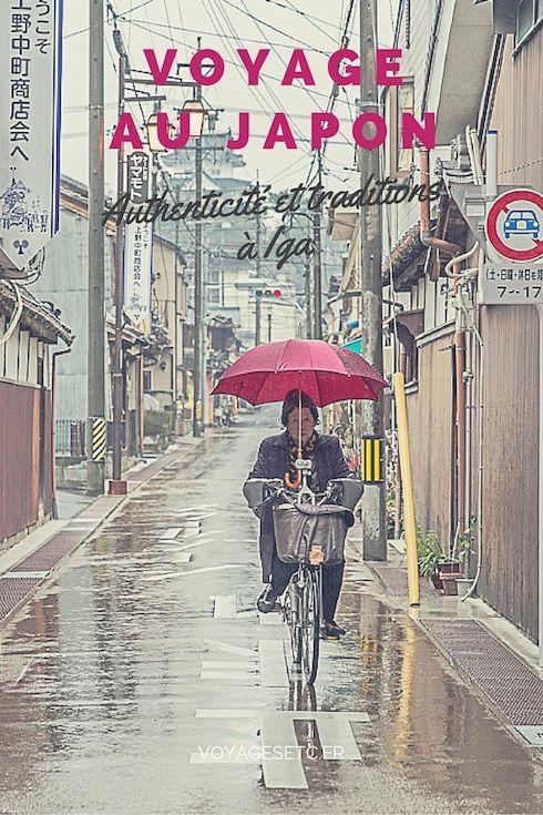 Lors de mon voyage au Japon je me suis arrêtée à Iga, la ville des ninjas. Je vous emmène dans une balade authentique ç la rencontre de certaines personnalités de la ville