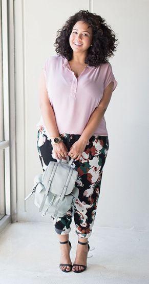 Plus Size Fashion for Women - Plus Size Blogger Gabi Fresh