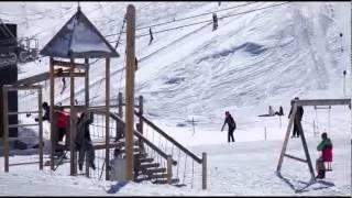 #Skifahren im Tiroler Oberland