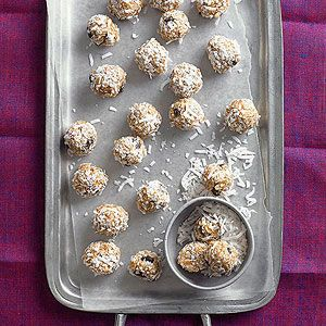 Remember this easy recipe next time its your turn to bring treats to a gathering. The no-bake cookies take only 20 minutes of hands-on prep time./