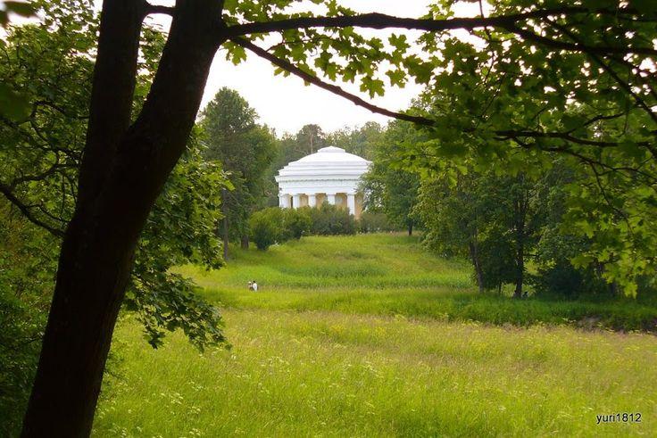 Павловский парк Pavlovsk Park фото yuri1812