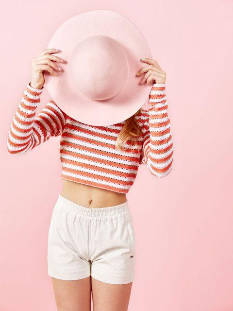 Série mode : les filles en rose | MilK - Le magazine de mode enfant