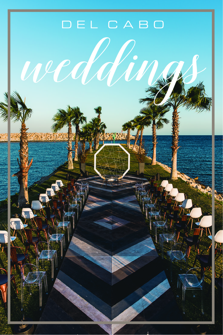 Ceremony ideas in Cabo! Get inspirational wedding décor ideas for that special day! Click on the image and learn more about us!