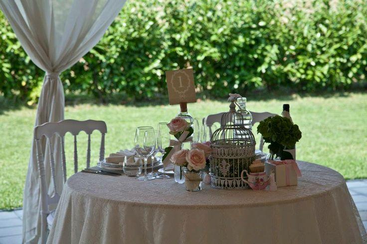 tavolo sposi #2
