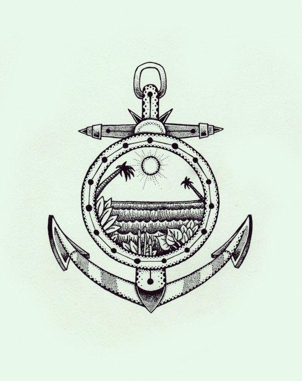 Sailor Roman pour Amalgame #sailorroman #tattoos #tatouage #illustration