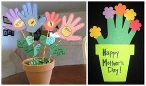 Resultado de imagen de lavoretti festa della mamma scuola dell infanzia