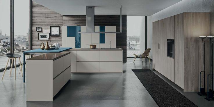 Custom built modern Italian kitchens. Visit our showroom for more details.